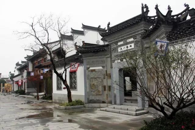 苏州芜湖鸠鹚古镇