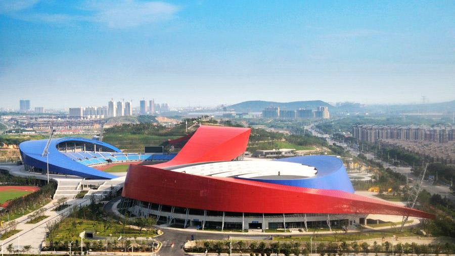 镇江体育会展中心